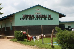 The hospital of Adi will be ready for comprehensive care for people with AIDS after the training