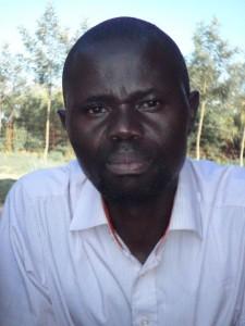 Dr. Claude Idringhi, medical director of Adi Hospital